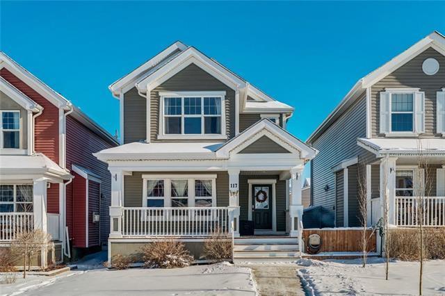 117 River Heights Crescent, Cochrane, AB T4C 0J5 (#C4225663) :: Redline Real Estate Group Inc