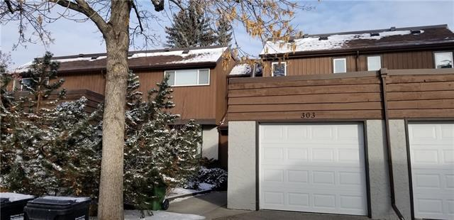 2423 56 Street NE #303, Calgary, AB T1Y 2X6 (#C4225698) :: Redline Real Estate Group Inc