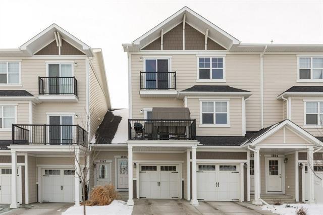 881 Sage Valley Boulevard NW #1506, Calgary, AB T3R 0R2 (#C4225701) :: Redline Real Estate Group Inc