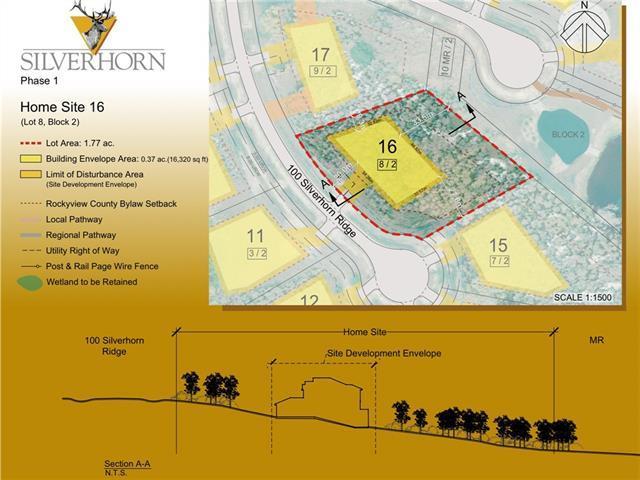 105 Silverhorn Ridge, Rural Rocky View County, AB T3R 0X3 (#C4225708) :: Redline Real Estate Group Inc