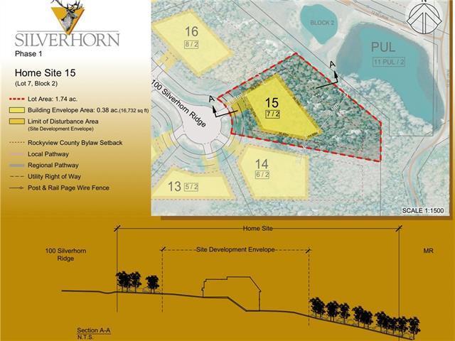 109 Silverhorn Ridge, Rural Rocky View County, AB T3R 0X3 (#C4225710) :: Redline Real Estate Group Inc