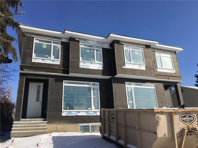4836 20 Avenue NW, Calgary, AB T3B 0V3 (#C4225713) :: Calgary Homefinders