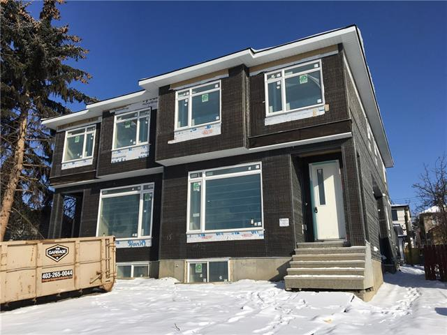 4834 20 Avenue NW, Calgary, AB T3B 0V3 (#C4225714) :: Calgary Homefinders