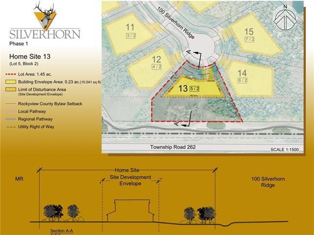 117 Silverhorn Ridge, Rural Rocky View County, AB T3R 0X3 (#C4225716) :: Redline Real Estate Group Inc