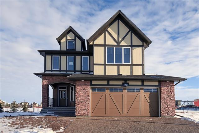 26 Coopersfield Park SW, Airdrie, AB T4B 4K7 (#C4225729) :: Redline Real Estate Group Inc