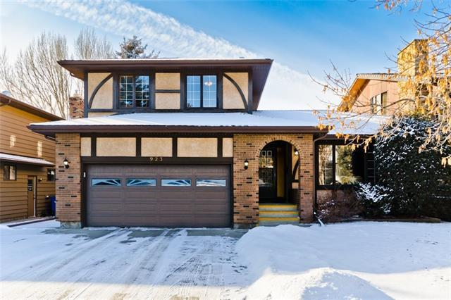 923 Edgemont Road NW, Calgary, AB T3A 2J1 (#C4225731) :: The Cliff Stevenson Group