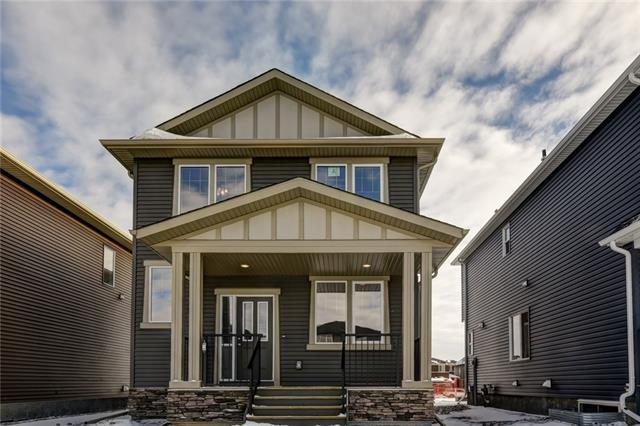 51 Ravenstern Point(E) SE, Airdrie, AB T4A 0W5 (#C4225733) :: Redline Real Estate Group Inc