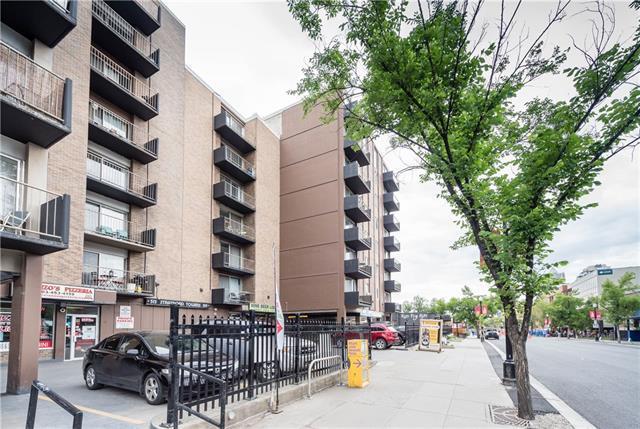 519 17 Avenue SW #530, Calgary, AB T2S 0A9 (#C4225737) :: Calgary Homefinders