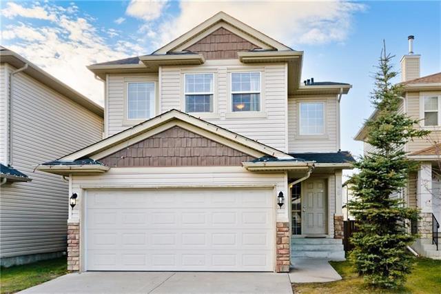 48 Saddlecrest Gardens NE, Calgary, AB T3J 0C9 (#C4225760) :: Canmore & Banff
