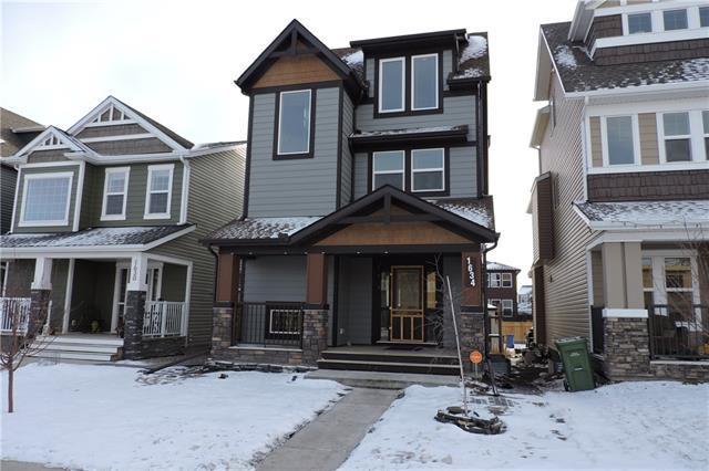 1634 Legacy Circle SE, Calgary, AB T2X 2E6 (#C4225769) :: Redline Real Estate Group Inc