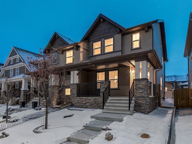 49 Legacy Mews SE, Calgary, AB T2X 0Y6 (#C4225776) :: Redline Real Estate Group Inc