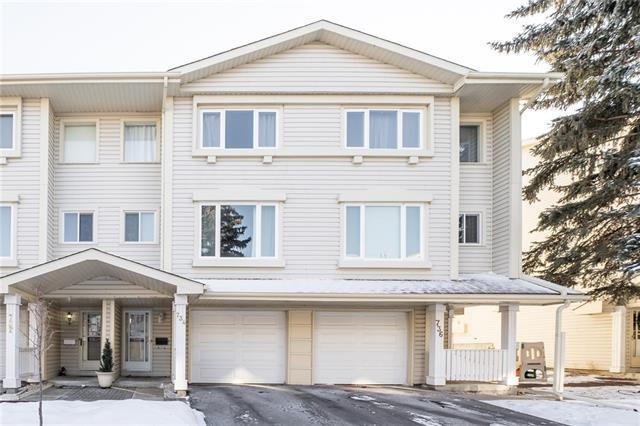 734 Queenston Terrace SE, Calgary, AB T2J 6H6 (#C4225777) :: The Cliff Stevenson Group