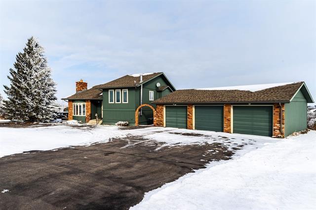 55 Big Hill Creek Estates, Rural Rocky View County, AB  (#C4225792) :: Redline Real Estate Group Inc