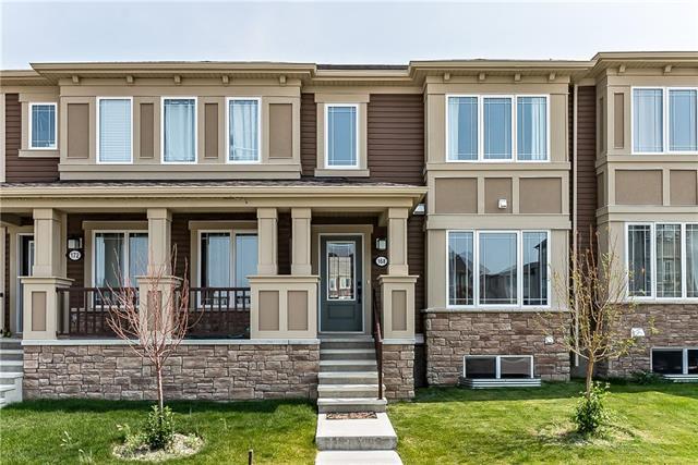 168 Cityscape Row NE, Calgary, AB T3N 0S9 (#C4225793) :: Redline Real Estate Group Inc