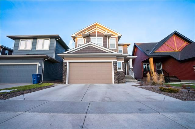 2607 Ravenslea Gardens SE, Airdrie, AB T4A 0T2 (#C4225802) :: Redline Real Estate Group Inc