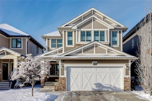 176 Aspen Summit View SW, Calgary, AB T3H 0V9 (#C4225811) :: Canmore & Banff