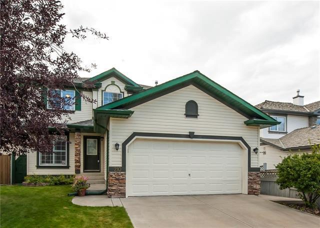 210 Mt Douglas Court SE, Calgary, AB T2Z 3J8 (#C4225822) :: Redline Real Estate Group Inc