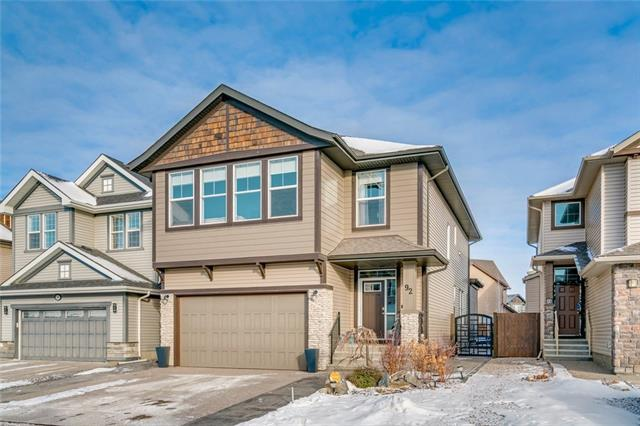 92 Chaparral Valley Way SE, Calgary, AB T2X 0Y2 (#C4225828) :: The Cliff Stevenson Group