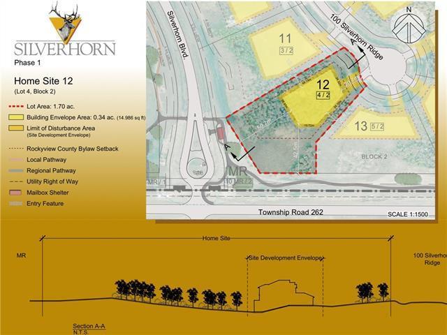 121 Silverhorn Ridge, Rural Rocky View County, AB T3R 0X3 (#C4225858) :: Redline Real Estate Group Inc