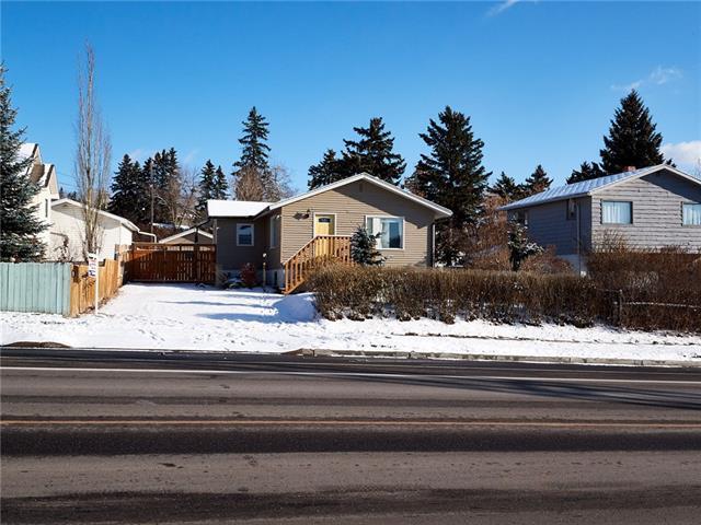 2112 Home Road NW, Calgary, AB T3B 1H7 (#C4225866) :: Calgary Homefinders