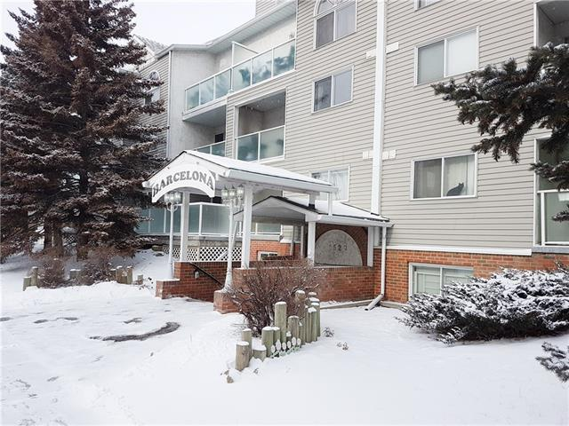 1528 11 Avenue SW #109, Calgary, AB T3C 0M9 (#C4225882) :: Redline Real Estate Group Inc