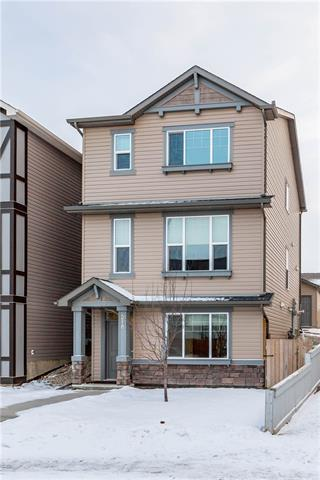 216 New Brighton Grove SE, Calgary, AB T2Z 1G2 (#C4225884) :: The Cliff Stevenson Group