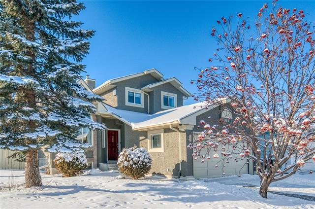 503 Hidden Vale Place NW, Calgary, AB T3A 5B7 (#C4225897) :: Redline Real Estate Group Inc