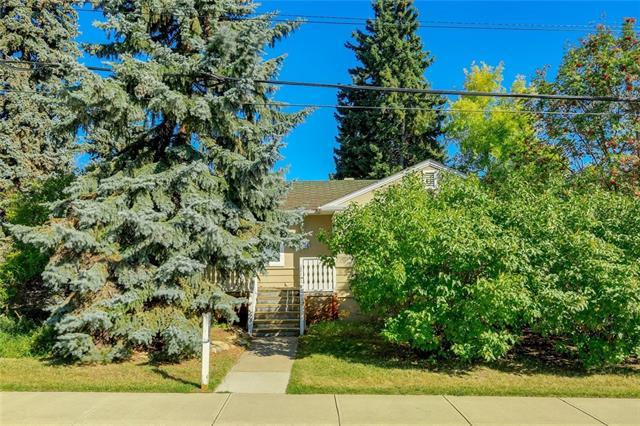 3414 13A Street SW, Calgary, AB T2T 3S6 (#C4225904) :: Canmore & Banff