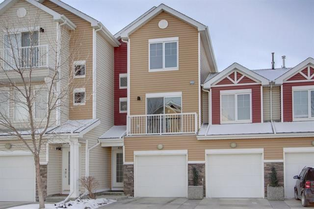 48 Chaparral Ridge Park SE, Calgary, AB T2X 0E4 (#C4225918) :: The Cliff Stevenson Group
