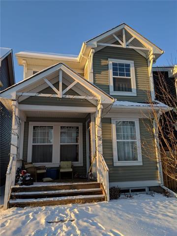 16 Auburn Bay Crescent SE, Calgary, AB T3M 0E3 (#C4225968) :: Redline Real Estate Group Inc