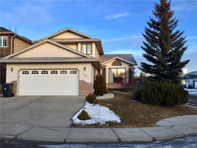 163 Citadel Hi Place NW, Calgary, AB T3G 3V5 (#C4225982) :: Redline Real Estate Group Inc