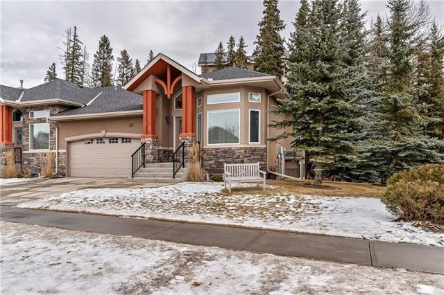 30 Discovery Ridge Lane SW, Calgary, AB T3H 4Y3 (#C4226021) :: The Cliff Stevenson Group