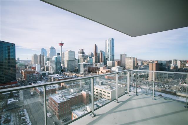1122 3 Street SE #1809, Calgary, AB T2G 1H7 (#C4226037) :: Redline Real Estate Group Inc