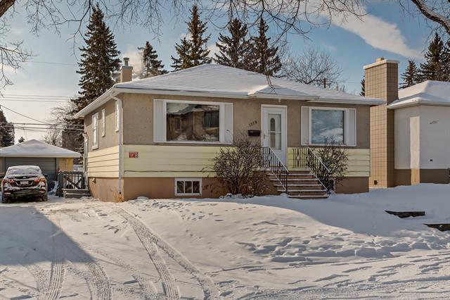 1719 19 Avenue NW, Calgary, AB T2M 1B4 (#C4226038) :: The Cliff Stevenson Group