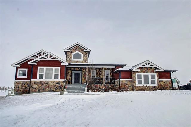 32085 Kodiak Springs Road, Rural Rocky View County, AB T4C 0B6 (#C4226060) :: Calgary Homefinders