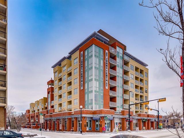 1110 3 Avenue NW #219, Calgary, AB T2N 1W1 (#C4226075) :: The Cliff Stevenson Group