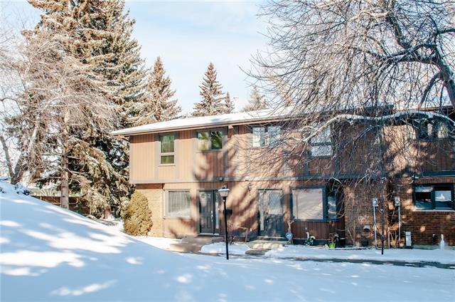 10910 Bonaventure Drive SE #28, Calgary, AB T2J 4Y9 (#C4226076) :: The Cliff Stevenson Group