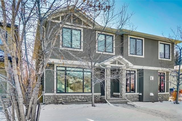 2137 5 Avenue NW, Calgary, AB T2N 0S6 (#C4226102) :: The Cliff Stevenson Group