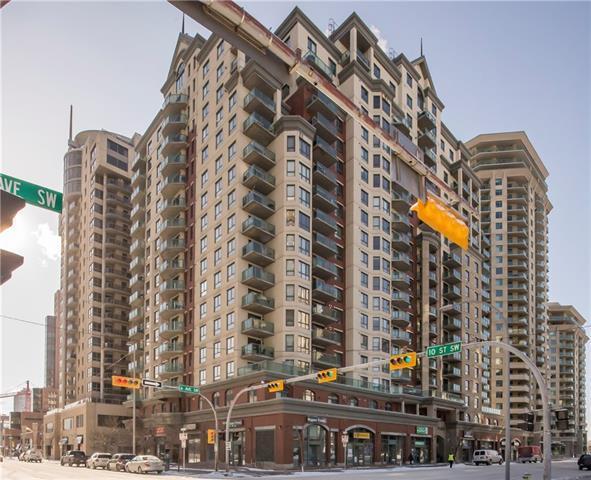 1111 6 Avenue SW #207, Calgary, AB T2P 5M5 (#C4226108) :: Redline Real Estate Group Inc