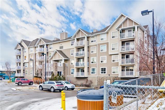 128 Centre Avenue #202, Cochrane, AB T4C 2K5 (#C4226137) :: Calgary Homefinders