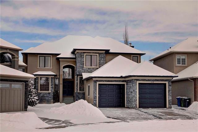 115 Westridge Crescent SW, Calgary, AB T3H 5C9 (#C4226155) :: The Cliff Stevenson Group