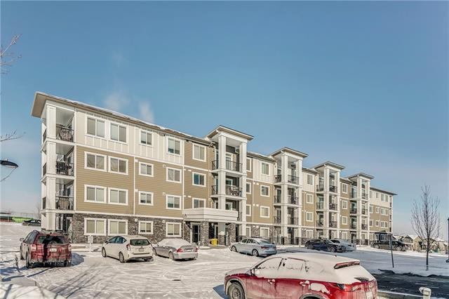450 Sage Valley Drive NW #4409, Calgary, AB T3R 0V5 (#C4226163) :: Redline Real Estate Group Inc