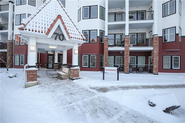 70 Royal Oak Plaza NW #114, Calgary, AB T3G 0C6 (#C4226173) :: Redline Real Estate Group Inc