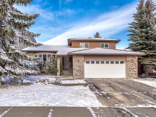 227 Edenwold Drive NW, Calgary, AB T3A 3S4 (#C4226175) :: Calgary Homefinders