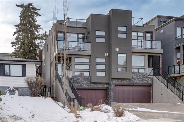2027 28 Avenue SW, Calgary, AB T2T 1K4 (#C4226178) :: Redline Real Estate Group Inc