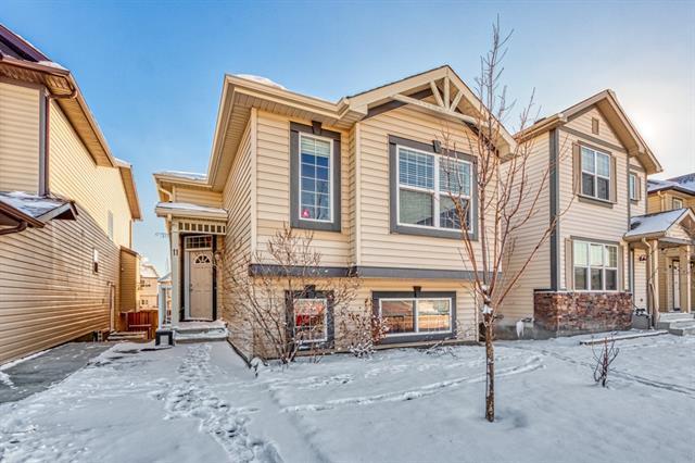 11 Covepark Rise NE, Calgary, AB T3K 0A5 (#C4226190) :: Redline Real Estate Group Inc