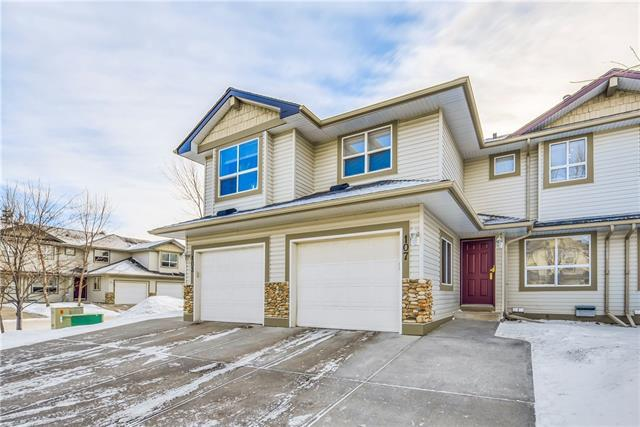 107 Harvest Gold Place NE, Calgary, AB T3K 4Y1 (#C4226196) :: Redline Real Estate Group Inc