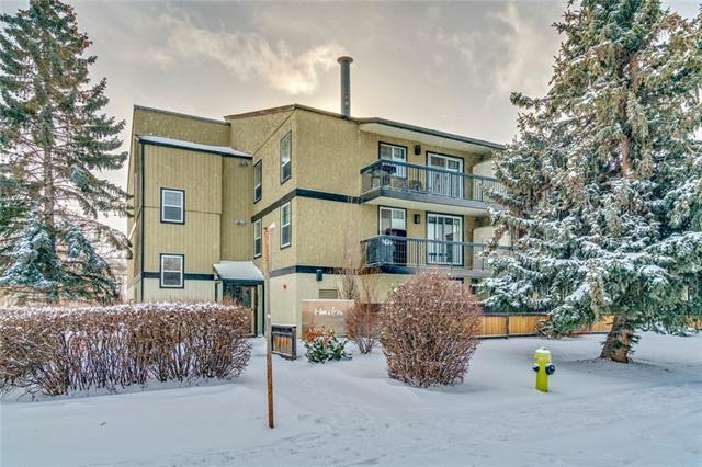 1301 17 Avenue NW #308, Calgary, AB T2M 0R2 (#C4226212) :: The Cliff Stevenson Group