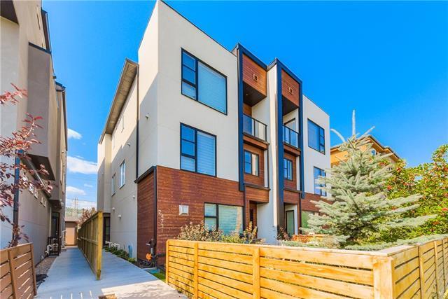 4731 17 Avenue NW #1, Calgary, AB T3B 0P4 (#C4226218) :: Calgary Homefinders