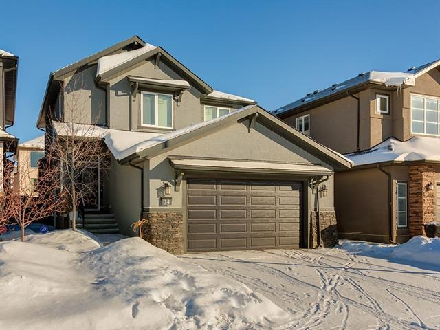 34 Evansview Court NW, Calgary, AB T3P 0L6 (#C4226222) :: The Cliff Stevenson Group